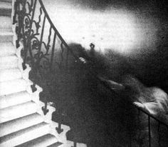 21 photos étranges et curieuses de fantômes