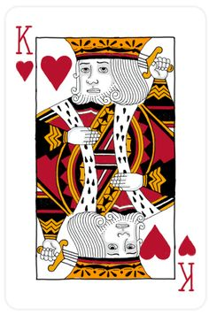 Great GIF.......King of hearts.