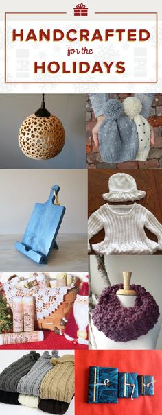 Shop for unique handmade gifts this holiday season with #scottsmarketplace from sellers all across the US