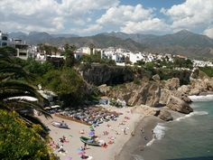 Nerja- want to visit again, best ice cream EVER
