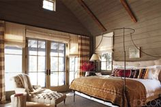 Perfect vacation bedroom