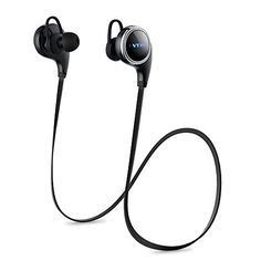 Was £22.99 > Now £20.99.  Save 9% off [QY8 Updated] VTIN Swan Bluetooth Headphones V4.1 Wireless Sports Earphones Running Gym Stereo Headsets Earbuds with Built-in Mic/APT-X for Apple iphone 6 #5StarDeal, #Accessories, #CE, #Electronics, #LowestEver, #Under25