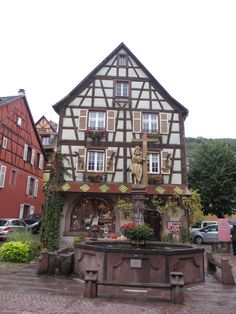 The Route de Vins, Alsace - like a fairytale with wine!