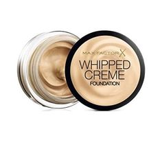 3 x Max Factor Whipped Creme Foundation 18ml Sealed - 47 Blushing Beige. Perfect for creating an on trend demi-matte look - gives a fresh radiant coverage. The whipped. hydrated formula won't dry out your skin. The non-drying formula is oil-free and fragrance-free. It is suitable for sensitive or dry skin.