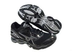 Mizuno Wave Creation 12 Running Shoes Black Mens 9.5 Mizuno. $119.90