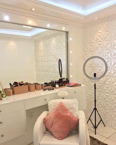 9 best ideas hair salon furniture ideas home decor 4 « Kitchen Design Home Beauty Salon, Beauty Salon Decor, Beauty Salon Design, Salon Interior Design, Beauty Salon Interior, Home Salon, Beauty Studio, Makeup Studio Decor, Makeup Room Decor
