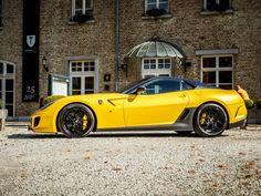 Ferrari 599 6 0 v12 gto 670pk Bouwjaar: 2011