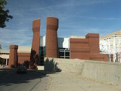 Centro de Artes, Wexner, Estados Unidos, Peter Eisenman, 1989