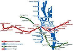 kiev metro...