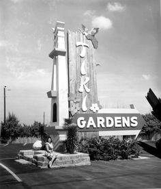 Tiki Gardens - Indian Rocks Beach, F Old Florida, Vintage Florida, Miss Florida, Places In Florida, Vintage Tiki, Florida City, Florida Beaches, Florida Travel, Indian Rocks Beach Florida