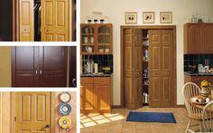 Lynden Wood Stain Grade Interior Doors