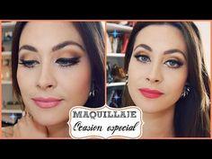 Party Makeup Tutorial | Maquillaje elegante para fiesta/ocasiones especiales #WINTERLIZY - YouTube