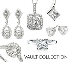 April 13 the vault collection will be added to the Charles & Colvard line on my website! www.luluavenue.com/sites/debcash Princess Cut, Moissanite, Studs, Diamond Earrings, April 13, Engagement Rings, Website, Jewelry, Collection