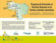 Presentación del Programa de Formación en #DDHH en la Frontera Colombo Venezolana #Mérida Martes 24/02/2015 UNIANDES ac Los Sauzales 3 pm
