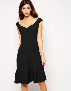 Love Debutante Textured Prom Dress - Black on shopstyle.com