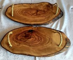Olivewood tray wooden tray serving plate handmade wood tray is part of Diy wood projects - olivewood service tray, sizes with rope handle,hanmade,accept wholesale, price is for Wooden Pallet Projects, Wooden Pallets, Diy Wood Projects, Woodworking Projects, Woodworking Furniture, Woodworking Plans, Popular Woodworking, Wood Slice Crafts, Diy Holz