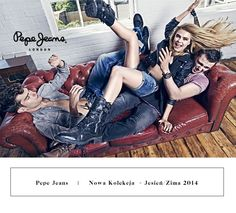 #brandpl #brand #newcollection #autumnwinter14 #fallwinter14 #aw14 #fw14 #pepejeans #pepejeanscollection #newarrivals #photosession #session #cara #shopnow #onlinestore #online #store