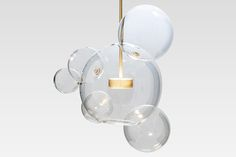 """LONDON DESIGN FESTIVAL 2014 - The new Bolle lamp designed by Giopato & Coombes """""""