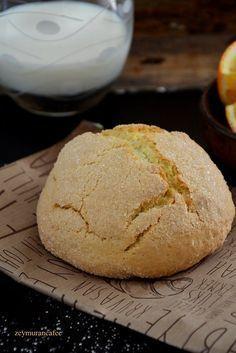 portakallı kurabiye tarifi