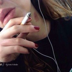 Imagen de smoke, grunge, and cigarette
