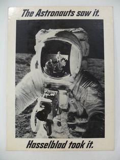 Very rare Vintage Hasselblad camera cardboard by Arockturners