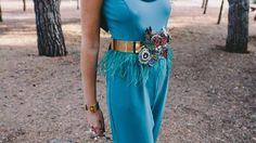 Cinturones de flores para completar tu look