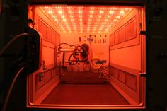 Prototype of Space Station's Advanced Plant Habitat via... #NASA #picture_of_the_day