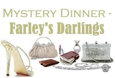 A fun murder mystery dinner spoofing Charlie's Angels!