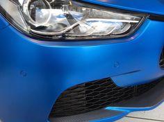 #Maserati #Ghibli #Blau #Folierung