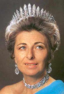 """""""MIS JOYAS REALES"""": Liechtenstein: Tiara de Habsburgo"""