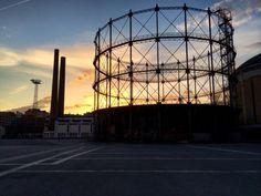 Industrial Helsinki