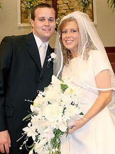Josh & Anna Duggar wedding