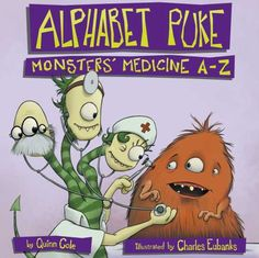 Alphabet Puke! (2013 Honorable Mention Winner - Picture Books, Early Reader) — IndieFab Awards - Read more: http://fwdrv.ws/1CiZ0Jq