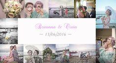 Wedding Photography Photograph - Breanna And Oisin Wedding by Alexandra Art