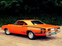1970 Dodge Super Bee - 440 Hemi Engine