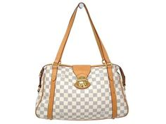 Louis Vuitton Stresa Pm Damier Shoulder Bag. Get one of the hottest styles of the season! The Louis Vuitton Stresa Pm Damier Shoulder Bag is a top 10 member favorite on Tradesy. Save on yours before they're sold out!