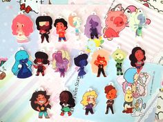Hey, I found this really awesome Etsy listing at https://www.etsy.com/listing/228864720/steven-universe-charms