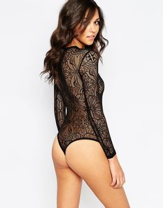 Image 2 ofSkivvies For Love & Lemons Cecile Body