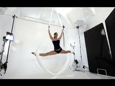 a62afe050c Take a look at the Grace   Wilde behind-the-scenes video for our Premiere  Collection Campaign. We think aerial silks are a great way to show the  beauty and ...