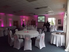 Pink Wedding @The Orchards Events Venue #kent