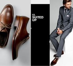 Dress Shoe Guide from Nordstrom: To Boot NY