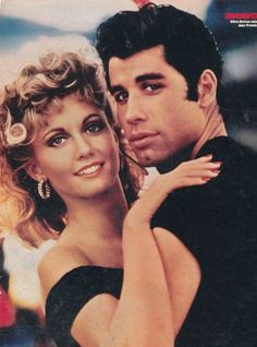 Grease  - We Go Together...