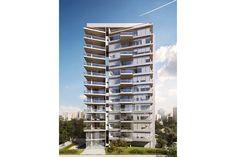 Edifício de apartamentos na Vila Olímpia   spbr arquitetos