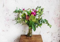 Fresh Flowers in Vase Arrangement Decorative photo by Rawpixel on Envato Elements