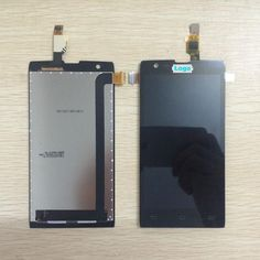 IN Stock 100%True Phone Test NEW Original For Philips Xenium W6500 LCD Display Screen+Touch Panel Digitizer With Tracking number