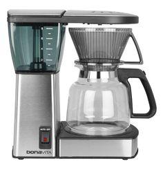 Bonavita Coffee Maker :: Glass BV1800