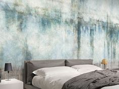 Vinyl wallpaper HYPNOTIC Illusions Collection by GLAMORA
