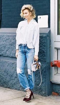 Day To Night Outfit Casual Style Ideas