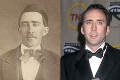 This Dude From 1860 —> Nic Cage | 19 Mindblowing Historical Doppelgangers