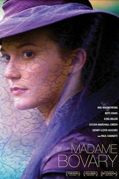 Madame Bovary (2014)This 2014 adaptation of Flaubert's classic novel stars Mia Wasikowska as Emma Bovary.Available September 11 #refinery29 http://www.refinery29.com/2015/09/92972/netflix-september-new-releases#slide-51